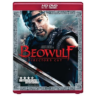 Beowulf in 3-D on DVD