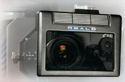 Real D Projection adapter