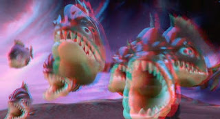 Still of Sharkboy and Lavagirl 3-D