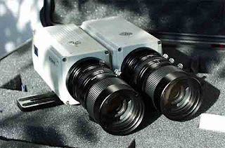 3D Stereoscopic HD camera system