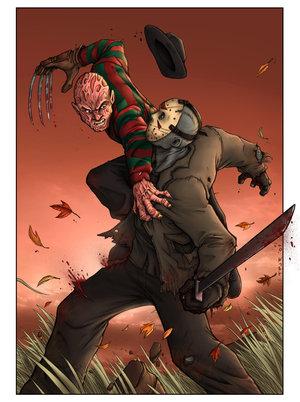 Freddy vs Jason 01