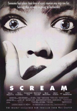 Tiếng Thét - Scream (1996) Poster
