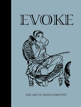 EVOKE - The Art of David Pimentel