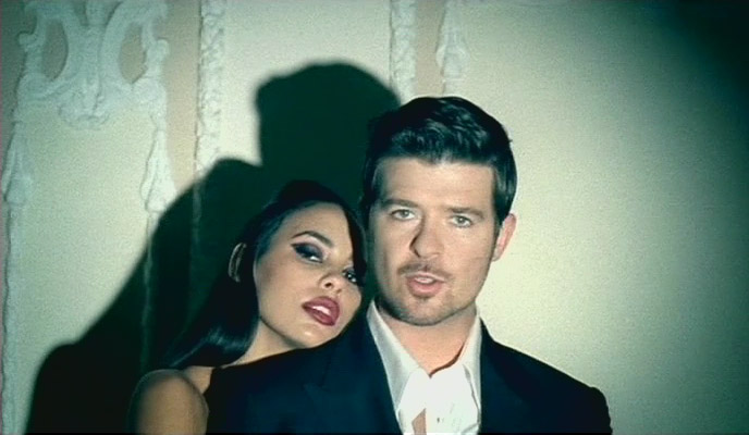 robin thicke, sex therapy, video