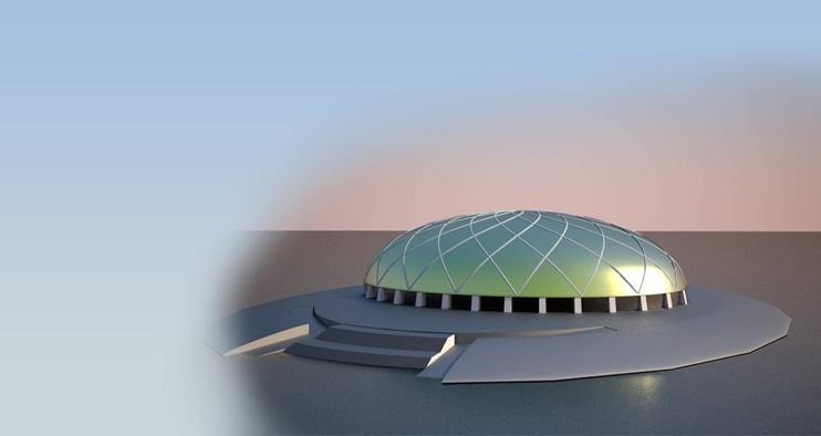sochi 2014, big ice hockey arena