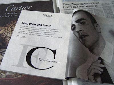 style magazine, corriere della sera