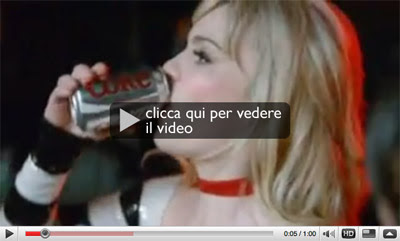 duffy, diet coke, commercial, spot