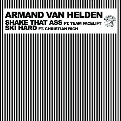 armand van helden, shake that ass, cover
