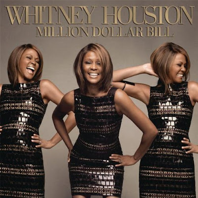 whitney houston, million dollar bill, cover
