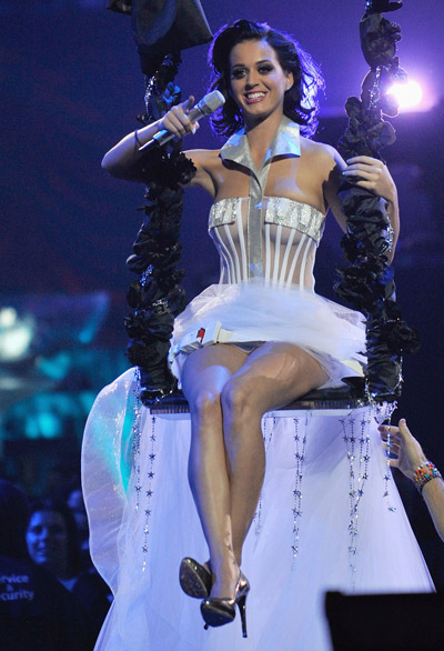 katy perry, mtv europe music awards 2009