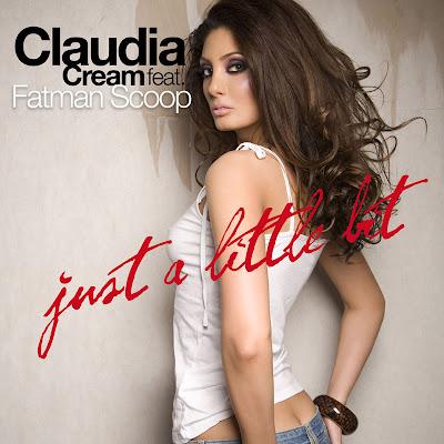 claudia cream, just a little bit, cover