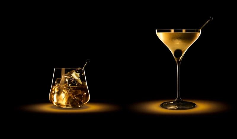 martini gold, dolce & gabbana