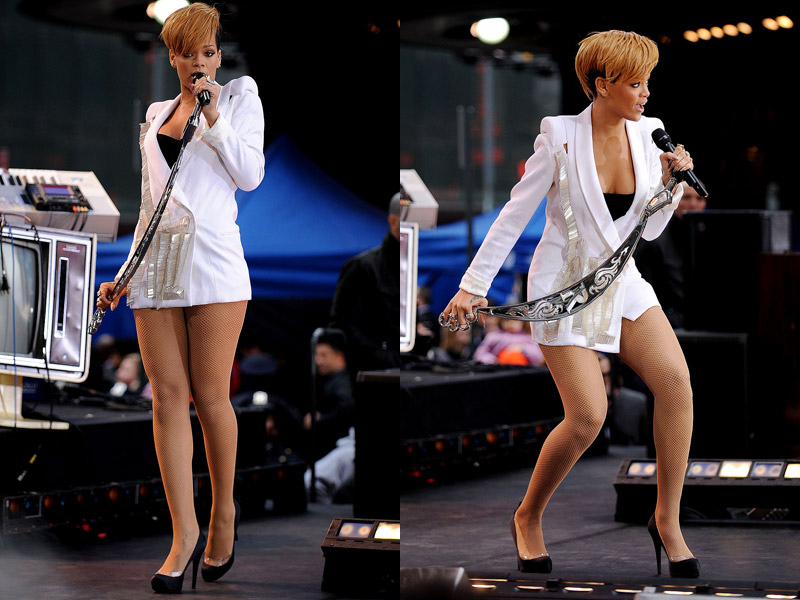 rihanna, abiti, clothes
