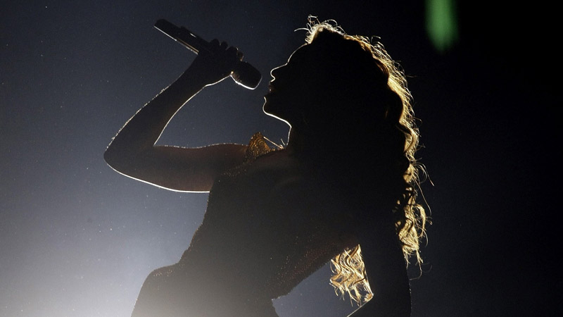 beyoncé, live performance
