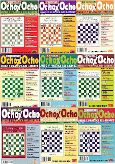 Pack Revistas Ocho x Ocho