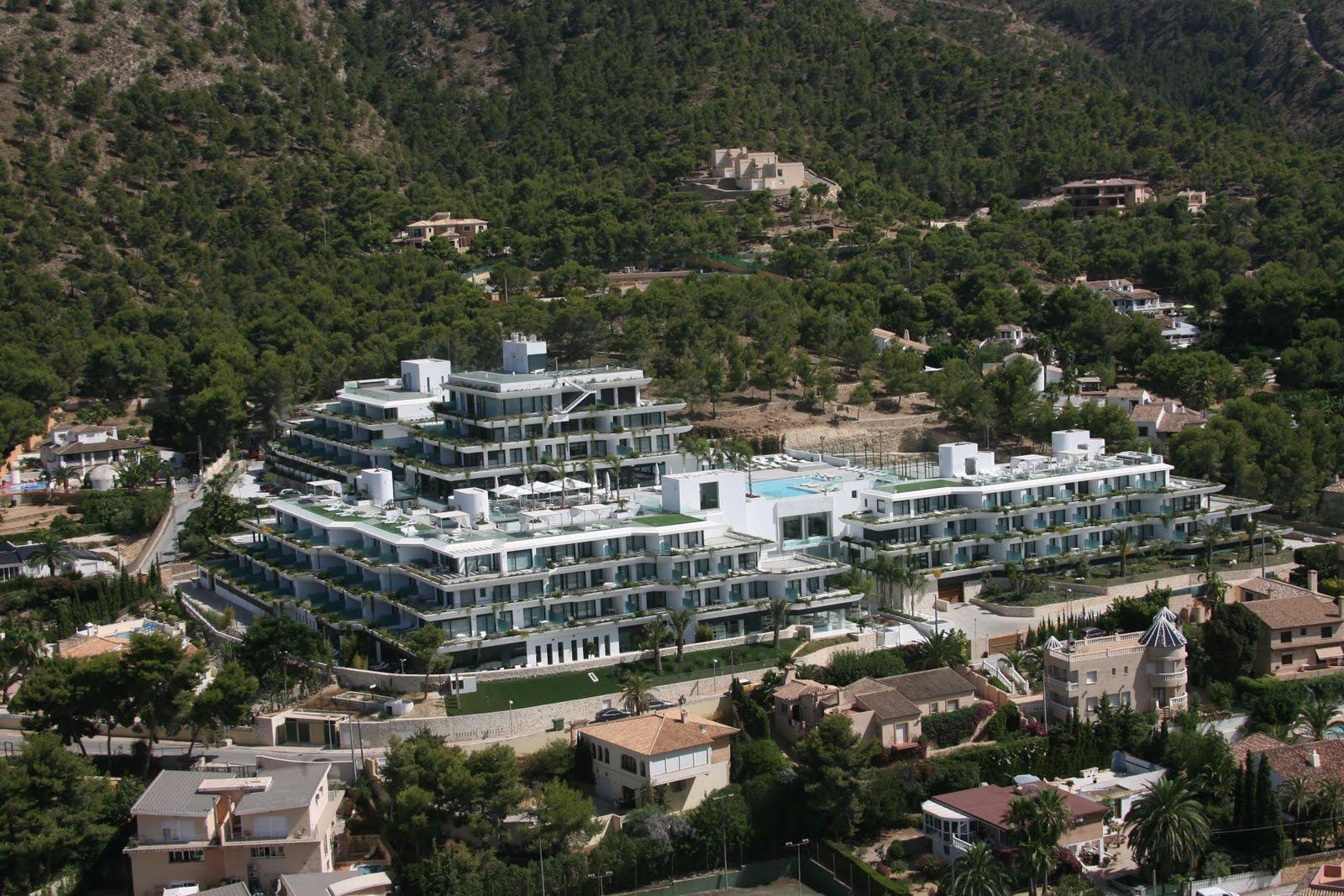 Cr ticas de hoteles sha wellness clinic - Sha wellness altea ...