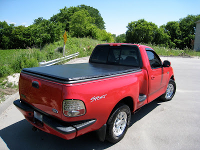 2001 Ford F150 Flareside For Sale