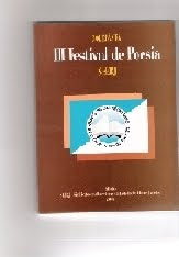 III - Festival de Poesia do SEERJ