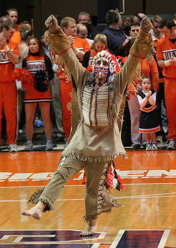 mascot controversy The native american mascot controversy: a handbook [c richard king  washington state university] on amazoncom free shipping on qualifying  offers.