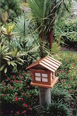 Tufa Pillar with a Sasaki Lantern
