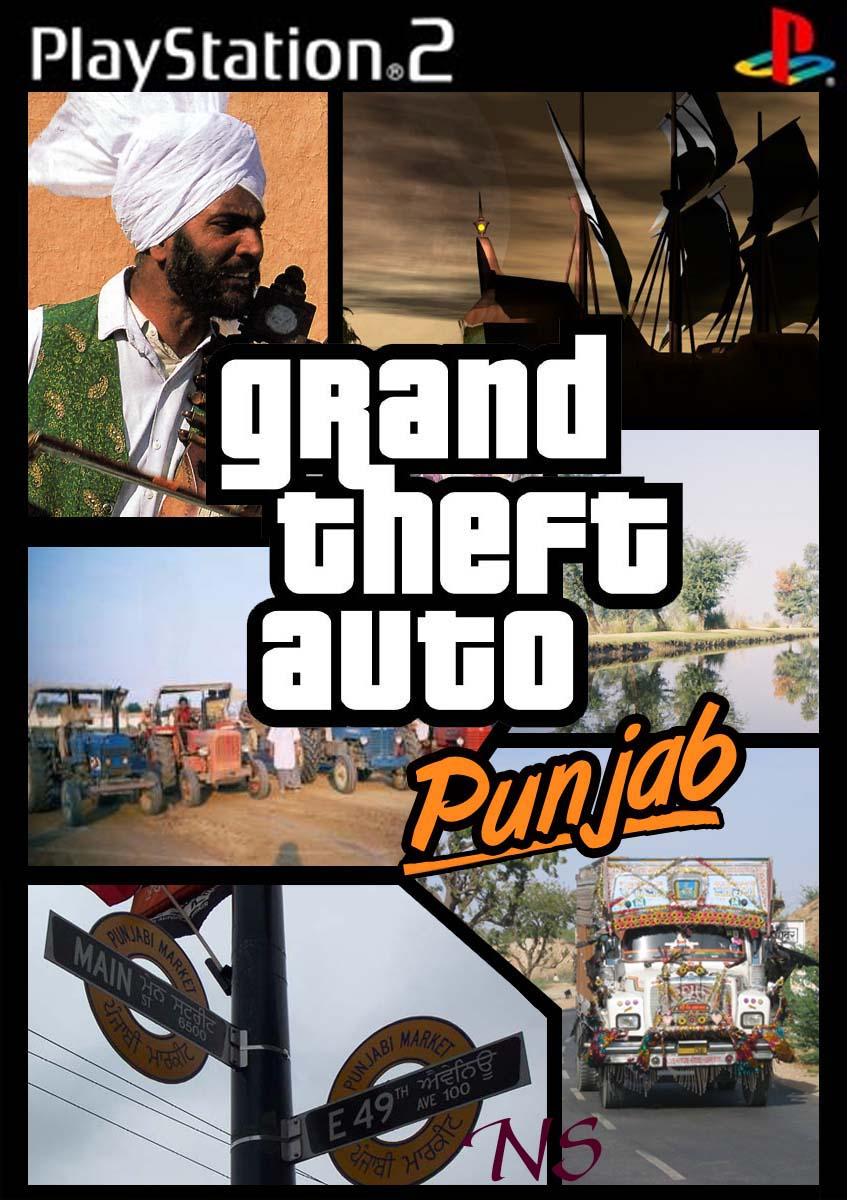 Gta Punjab All Gta Parts Are 5 Mb So Download And Play And Enjoy Total