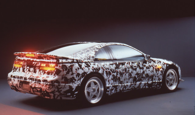 Rinspeed Nissan 300 ZX Speed-Art