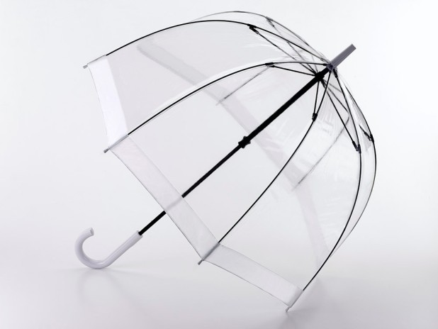 Where can you buy the clear umbrella that is featured in the