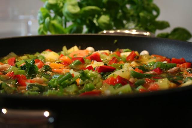 minestrone, verdure, findus