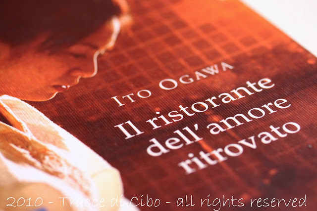 libro, giappone, il ristorante dell'amore ritrovato, ito ogawa