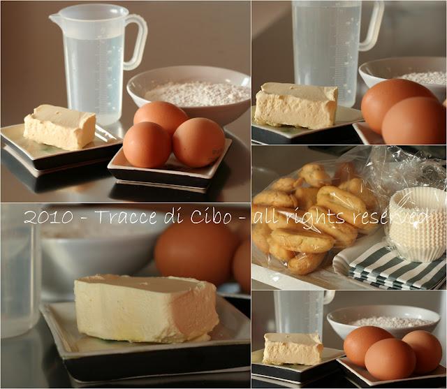 pasta choux, eclair, bignè