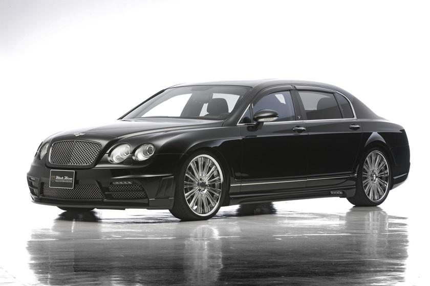 Wald Bentley Continental Flying Spur Black Bison
