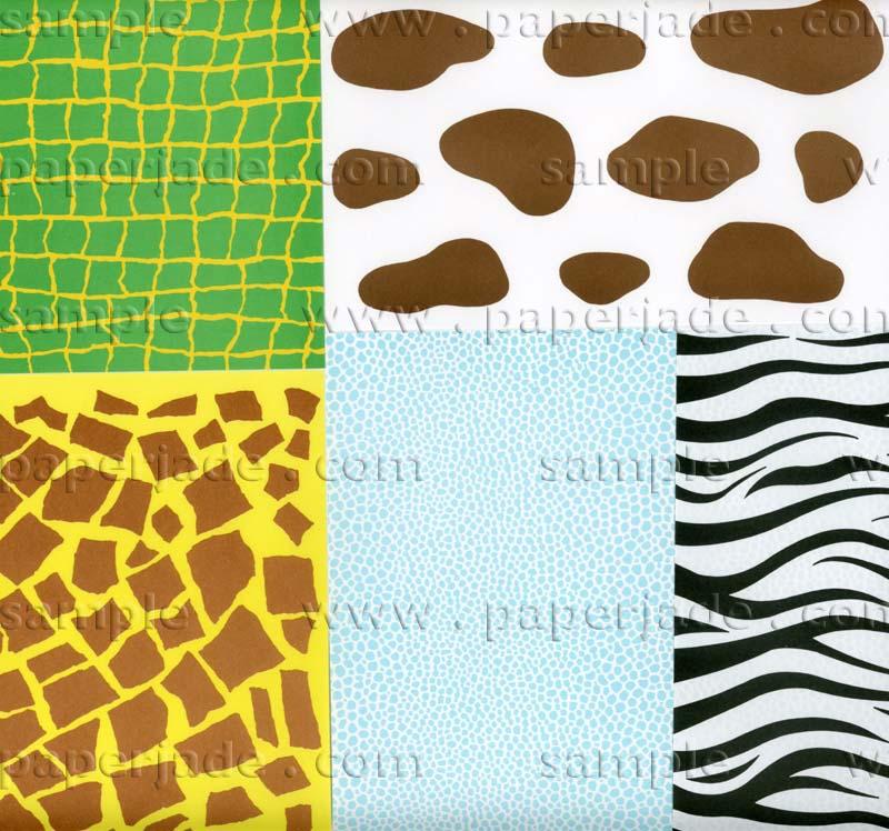 samples animal print