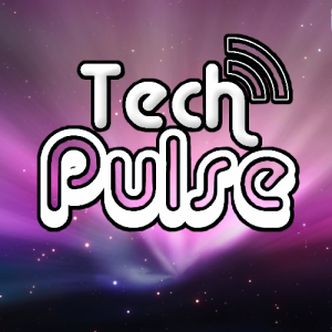 Tech Pulse Special Edition Leopard Logo
