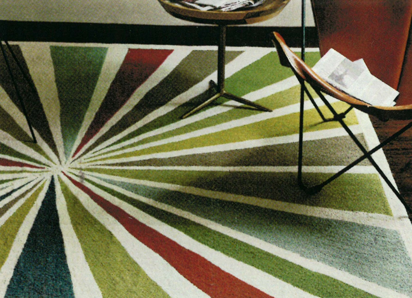 alice kennedy design how cool is this rug -  i was excited to see her featured in the rugs by artists section ofthe new catalog now i need to find a place in my home for one of these rugs