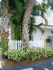SOLD OVER THE INTERNET: Boca Quay Townhouse... steps to pool, short way to intracoastal waterway