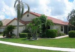 SOLD: BOCA WOODS 3 bedroom, 2 bath house with pool and lake view