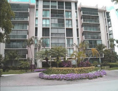 SOLD: BOCA RATON Water views from 3 screened terraces, 1775 LIVING SQ FT in Bridgewood, penthouse