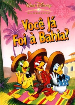 Ze Carioca e Pato Donald  Download Filme