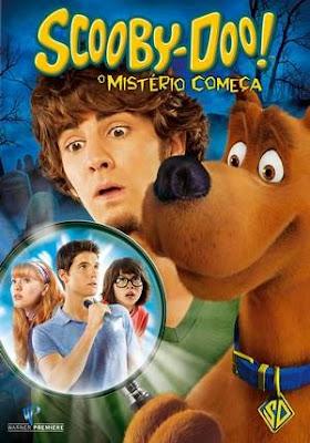 Scooby-Doo O Mistério Começa Dublado