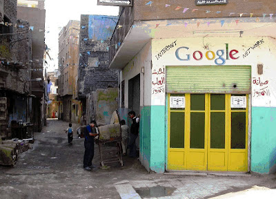 google office in Cairo