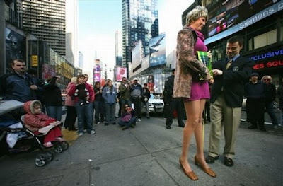 svetlana pankratova woman with longest legs in the world