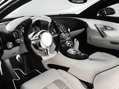 Mansory Bugatti Veyron Linea Vincero pictures
