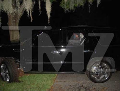 Tiger Woods Accident Photos