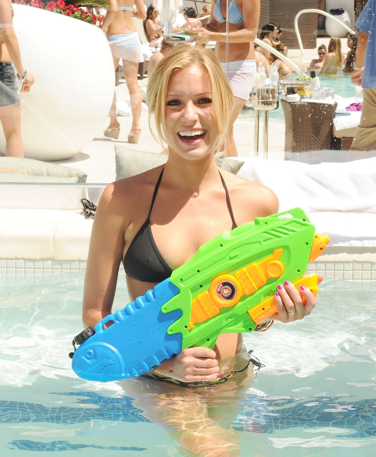 Kristin Cavallari : Une Hills girl sexy en bikini