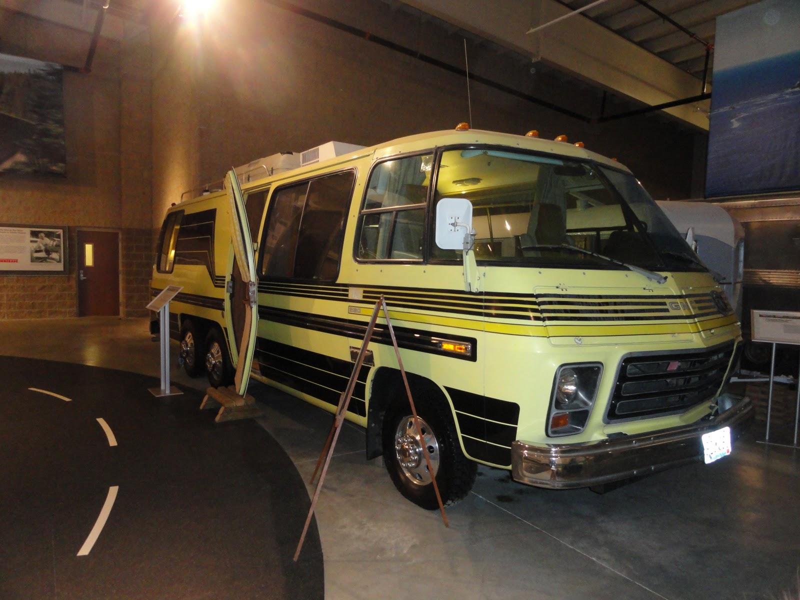 Popular Just A Car Guy RVMotorhome Museum In Elkhart Indianna