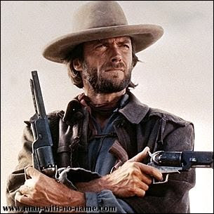 Clint Eastwood, considering whether he should load his guns with Technical PR, Engineering PR, Industrial PR, Manufacturing PR or Electronics PR. Good old Clint.