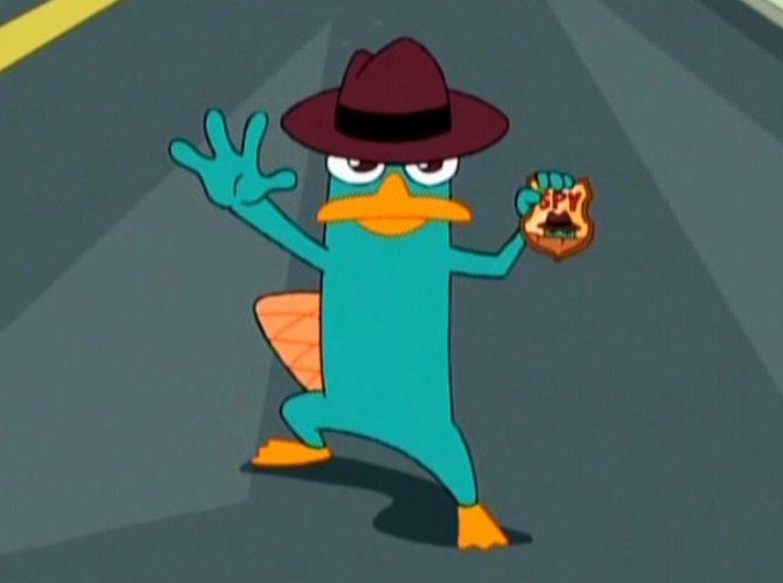 Juegos de Perry el Ornitorrinco - JuegosIPO