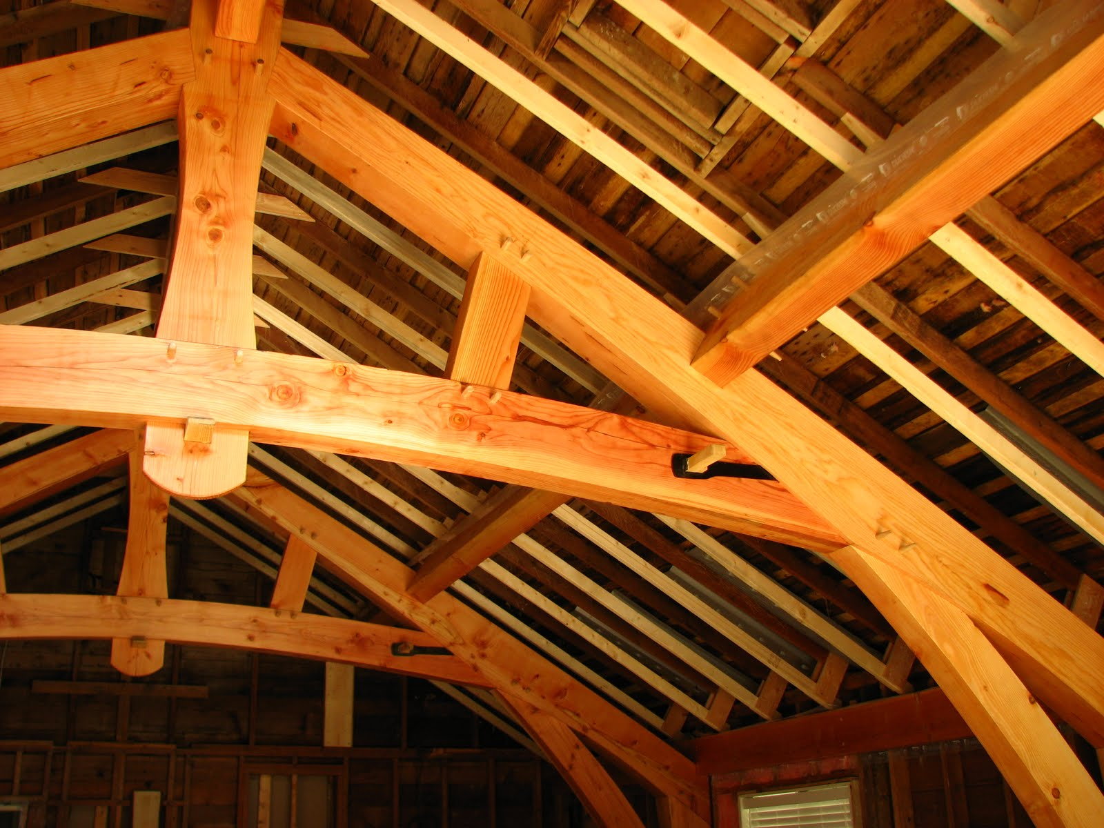 Land Ark Natural Wood Finishes Now Heritage Natural Finishes Finishing A Timber Frame