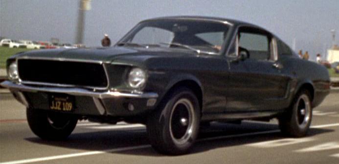 McQueen's 1968 Mustang