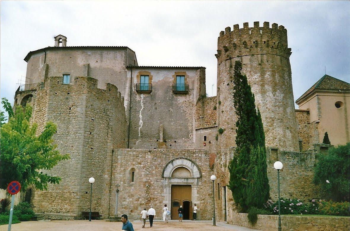 Esglésies i Ermites de Girona: Església de la Mare de Déu dels Angels S.F.G.